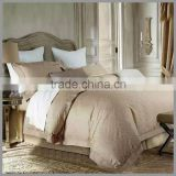100%cotton dyed jacquard bedding sets and comforter cover/ duvet cover and pillow covers /Hotel duvet cover