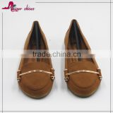 SSK16-306 Ladies shoes wholesale manufacturer, lady women flat shoes, casual lady fashion shoe                                                                         Quality Choice
