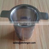 High quality porous mesh filter, machine tea filter, metal tea filter