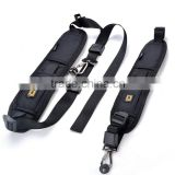 Wholesale New Black Professional Rapid Camera Single Shoulder Sling Belt Strap for Nikon Canon DSLR SLR SV008328