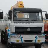 lower price used XCMG 8ton telescopic boom truck mounted crane for sale                                                                         Quality Choice