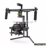 Macphoto 3-Axis Handheld Gyroscope Gimbal Stabilizer for DSLR running shooting                                                                         Quality Choice