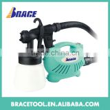 OEM Design Ideal High Voltage Low Pressure Painting Electric Spray Gun