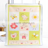 100% cotton high quality terry embroidery bamboo baby cloth diapers towel
