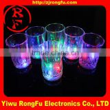 Wholesale china bar decoration led glow cup plastic cup 200ml