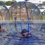 2016 hot sales and high quality zorb /human hamster ball inflatable,water polo decorations,walk in the ball