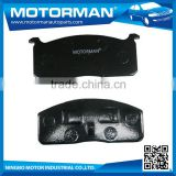 MOTORMAN Fully Stocked high temperature resistance auto parts brake pad toyota D197-7120 for TOYOTA HIACE                                                                                         Most Popular