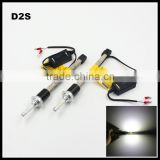 R4 ETI 60W 7200LM D1 D2 LED Headlight Conversion kit D1S D1C D2S D2C D3 D4 Car LED Headlight Fog Light Bulb
