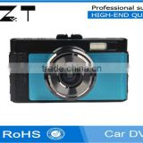 Newest GT100 Full HD 1080P 720P Dual Lens GPS TRACK Car Black Box Camera With 150 Wide View Angle