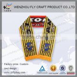 Customized promotional custom polyester mini scarf
