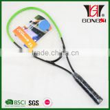 SQ200 high quality Aluminum alloy squash racket/squash rackets for sale/squash