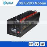 3g evdo modem pool for Qida QE160 sending bulk sms/mms , sms software for 16 port modem pool
