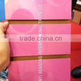 Beautiful 2015 new bubble design melamine mdf slotted board panel