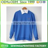 China manufacturer custom cotton blank hoodie men with great quality