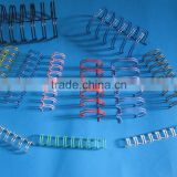 Metal binding ring, spiral binding ring from Chinese stationery supplier