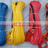 Unity Hot Customization Size OEM synthetic winch rope car accessories for toyota/mitsubishi/jeep car