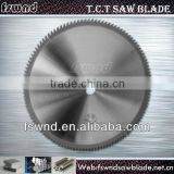 Fswnd Wear-resisting Trimming-machine Commonly Used TCT Saw Blade/Non-Melt Plastic Cutting Saw Blades