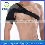 AOFEITE neoprene shoulder brace, compression shoulder support, one shoulder support for sports and fitness