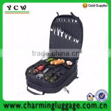 High class craft pocket backpack briefcase tool bag