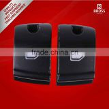 2 Pieces Power Window Switch Button Cover Cap Front Left Hand Driver Side for Audi:4FD 959 855/ 4F0 959 855; A3 A6 Q7