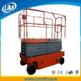 Air Conditioning Portable Motorcycle Scissor Lifting Equipment For Loading 500kg