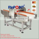 Pinpoint Fruit Conveyor Belt Metal Detector PD-500QD 304 Stainless Steel Food Needle Metal Detector