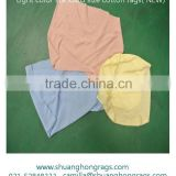 100% cotton oil absorbent cloth rags