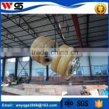 pipe oil pipes pig launcher drain cleaning machines for sale
