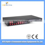 24 port managed optical fiber switch for base station