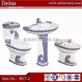 africa colour wc for wholesaler, decoration wc prices, toilet set sanitary ware price