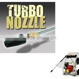 high performance Turbo Nozzle for high pressure washer