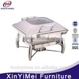 2016 modern food warmer stainless steel chaffing dish