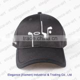 Custom Embroidered Baseball Cap, Cotton Golf Hat