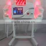 2015 hot sale Lipo laser machines with seven languages / fast weight loss machine / new lipo laser physiotherapy equipment