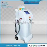 2014 Vertical 3 IN 1 venus ipl laser hair remover with 3000w high power