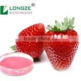 Nice Nutritonal Herbal Extract Strawberry Fruit Powder/Factory Bulk-supply Vaccum packed strawberry powder