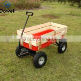 folding wagon for kids with fabric cover