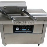 Double Chamber Stainless Steel Snack Food/Beef Vacuum Sealer/Sealing/Packing Machine