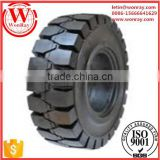 China best price wholesale Truck solid Tire used to sport truck radial new tires 200/50-10/6.50
