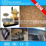 rice husk pellet mill/ wood pellet making machine/ biomass waste pellet granulator machine