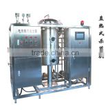 Direct thermal sterilization machine