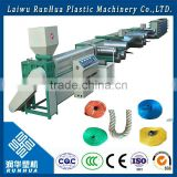 netted plastic wire drawing plastic machinery