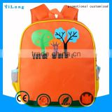 Eco-friendly custom made kids fancy bags Oxford Children School Bag and Sports Travel Backpack