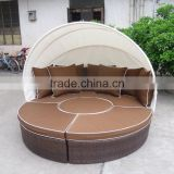 Leisure Rattan Garden Outdoor Daybed