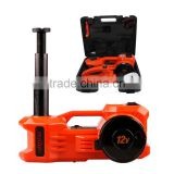 3 in 1 whole set impact wrench and Electric Hydraulic Car Jack electric jack 12V