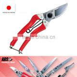 Sharpness and Durable professional pruning shears Gardening Scissors with suitable form made in Japan