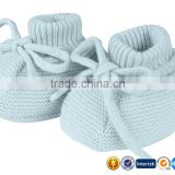 Lovely Cashmere Crochet Warm Baby Booties