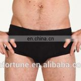 mens ventilated nature silk boxer