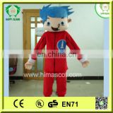 HI hot sale red clothes boy costume