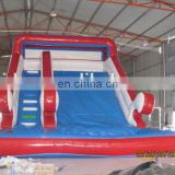 The most popular cheap inflatable water slide for sale WS059